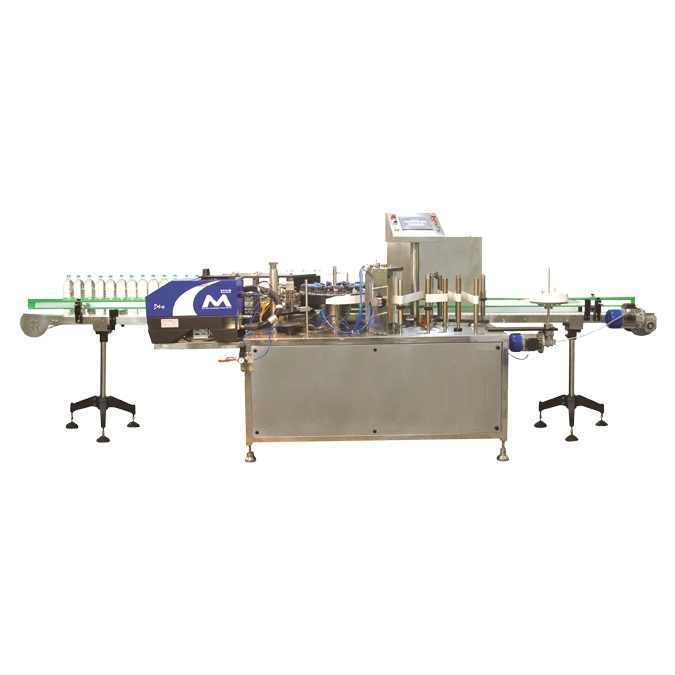 Automated BOPP Labelling System