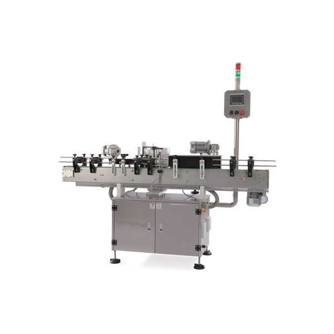 Automated Wrap Around Labelling System
