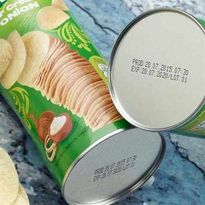 Printing On Tins And Cans