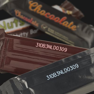 Printing On Confectionery Wrappers