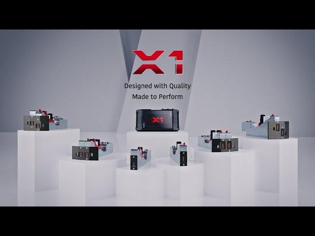 ANSER X1 - The NexGen High-Resolution Inkjet Printer
