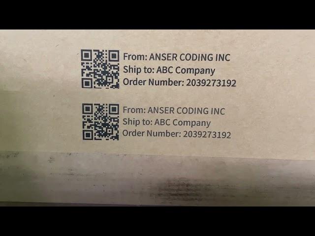 ANSER X1 Multiple DPI Demo Video